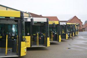 Timm Linienverkehr Busse